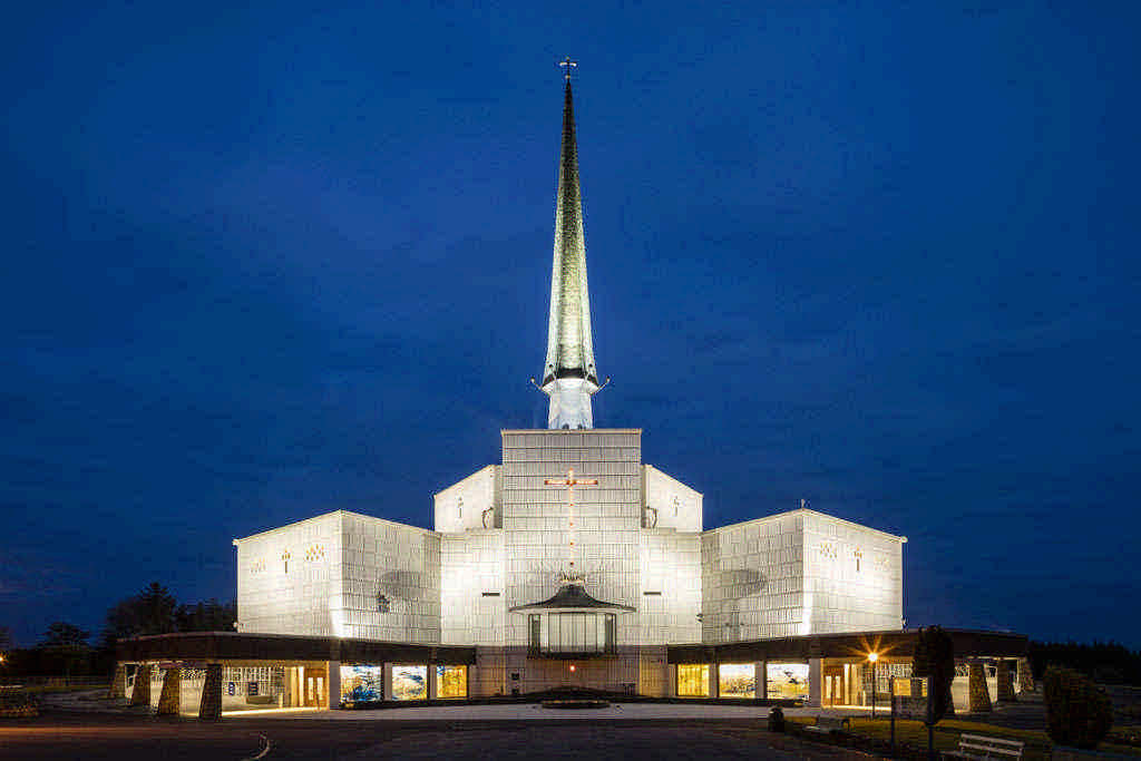 Knock Shrine Basilica