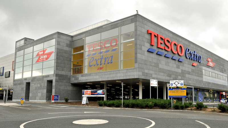 New Tesco Store